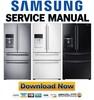 Thumbnail Samsung RF25HMEDBSR RF25HMEDBBC RF25HMEDBWW Service Manual