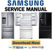 Thumbnail Samsung RF28HMEDBSR RF28HMEDBBC RF28HMEDBWW Service Manual