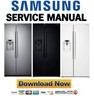 Thumbnail Samsung RS22HDHPNWW RS22HDHPNBC RS22HDHPNSR Service Manual