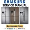 Thumbnail Samsung RF858VALASL RF858VDLASL Service Manual and Repair Guide