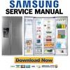 Thumbnail Samsung RS30GKASL RS30GKASL1 Service Manual and Repair Guide