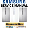 Thumbnail Samsung RS552NRUA1J RS552NRUASL RS552NRUAWW Service Manual