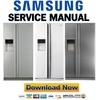 Thumbnail Samsung RSA1UTMG RSA1UTMG1 RSA1UTSL RSA1UTWP RSA1UTWP1 Service Manual