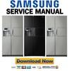 Thumbnail Samsung RSH7ZNRS RSH7ZNPN RSH7ZNPN1 RSH7ZNBP Service Manual