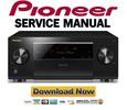 Thumbnail Pioneer SC-91 Service Manual and Repair Guide