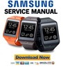 Thumbnail Samsung Galaxy Gear 2 Neo SM R381 Smartwatch Service Manual and Repair Guide