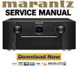 Thumbnail Marantz AV7702MK2 Service Manual and Repair Guide
