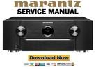 Thumbnail Marantz SR6010 Service Manual and Repair Guide