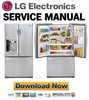 Thumbnail LG LFX28968ST Service Manual and Repair Guide
