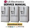 Thumbnail LG LFX28978ST Service Manual and Repair Guide