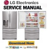 Thumbnail LG LMX25981ST Service Manual and Repair Guide