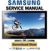 Thumbnail Samsung PN63B550 PN63B550T2F Service Manual and Repair Guide