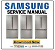 Thumbnail Samsung RF266AEPN Service Manual and Repair Guide