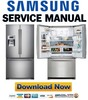 Thumbnail Samsung RF268ABRS Service Manual and Repair Guide