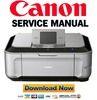 Thumbnail Canon Pixma MP990 Service Manual and Repair Guide
