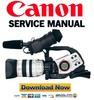 Thumbnail Canon XL2 + XL2E (PAL) Service Manual & Repair Guide