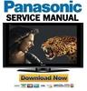 Thumbnail Panasonic TH-42PZ70 + 42PY70 Service Manual & Repair Guide
