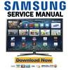 Thumbnail Samsung PN64E8000 PN64E8000GF Service Manual and Repair Guide