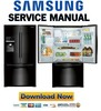 Thumbnail Samsung RFG298HDBP Service Manual and Repair Guide