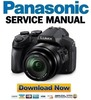 Thumbnail Panasonic Lumix DMC-FZ300 FZ330 Service Manual Repair Guide