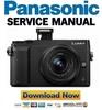 Thumbnail Panasonic Lumix DMC GX80 GX85 Service Manual Repair Guide