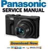 Thumbnail Panasonic Lumix DMC-TZ80 TZ81 ZS60 Service Manual Repair Guide