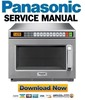 Thumbnail Panasonic NE 17521 17523 17723 1772 1752 Service Manual Repair Guide