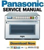 Thumbnail Panasonic NE 3280 3240 2140 2180 Service Manual Repair Guide