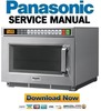 Thumbnail Panasonic NE-21521 21523 2152 Service Manual and Repair Guide