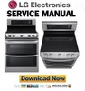 Thumbnail LG LDE4413ST Service Manual & Repair Guide