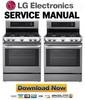 Thumbnail LG LRG4113ST Service Manual & Repair Guide