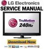 Thumbnail LG 47LH55 Service Manual & Repair Guide