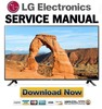 Thumbnail LG 50LF6000 Service Manual & Repair Guide