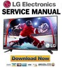 Thumbnail LG 60UF7300 Service Manual & Repair Guide