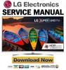 Thumbnail LG 60UH7700 65UH7700 Service Manual & Repair Guide