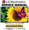 Thumbnail LG 65UF8500 65UF8600 Service Manual & Repair Guide