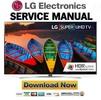 Thumbnail LG 75UH8500 Service Manual & Repair Guide