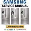 Thumbnail Samsung RFG297AARS Refrigerator Service Manual