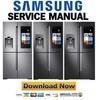 Thumbnail Samsung RF22K9581SR RF22K9581SG RF28K9580SR RF28K9580SG Service Manual