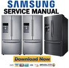 Thumbnail Samsung RF28HFEDBSR RF28HFEDBSG RF28HFPDBSR RF28HFEDBSL Service Manual