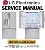 Thumbnail LG LFXS30786S Service Manual & Repair Guide