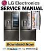 Thumbnail LG LFXS30796D Service Manual & Repair Guide