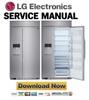 Thumbnail LG LSSB2692ST Service Manual & Repair Guide