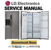 Thumbnail LG LSXS26336V Service Manual & Repair Guide