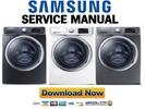 Thumbnail Samsung WF45H6300AG WF22H6300AG WF45H6300AW WF45H6100AP Service Manual