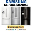 Thumbnail Samsung RF268ABRS RF268ABWP  RF268ABBP RF268ABPN Service Manual