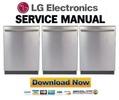 Thumbnail LG LDF8812ST Dishwasher Service Manual