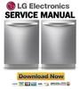 Thumbnail LG LDF9810ST LDF9810WW LDF9810BB Service Manual