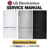 Thumbnail LG LDCS24223S LDCS24223B LDCS24223W Service Manual