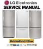 Thumbnail LG LDNS22220S LDNS22220W LDCS22220S LDCS22220W Service Manual